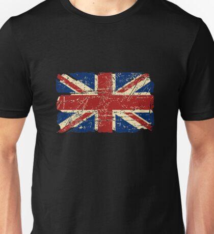 United Kingdom - Union Jack Flag Unisex T-Shirt