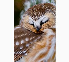 Northern Saw Whet Owl - Ottawa, Canada Unisex T-Shirt