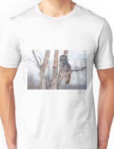 Great Grey Owl - Dunrobin Ontario T-Shirt