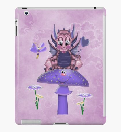Mystical Dragon  iPad Case/Skin