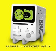 Mathwerk - Adventure World by jangosnow