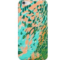 Leopard Pattern Background iPhone Case/Skin