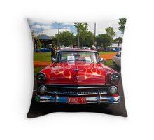 1955 Ford Fairlane Crown Victoria Throw Pillow
