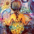 Rainbow Meditation by © Karin  Taylor