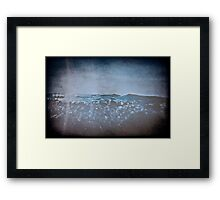Lost Inside Beauty Framed Print