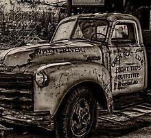 Owen Outfitter Truck by Herb Spickard