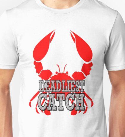 Deadliest Catch Crab Unisex T-Shirt
