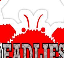 Deadliest Catch Crab Sticker