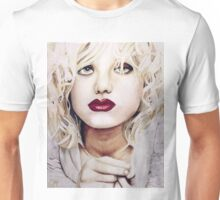 Courtney Love Unisex T-Shirt