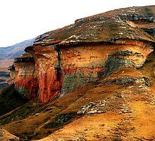 Mushroom Rock by naturalnomad
