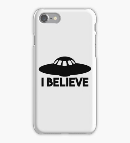 I Believe #2 iPhone Case/Skin