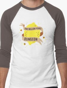 One Million Years Dungeon Men's Baseball ¾ T-Shirt