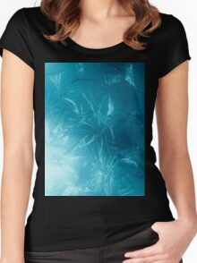 Frost T-Shirt Women's Fitted Scoop T-Shirt