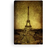 Dignified Stature Canvas Print