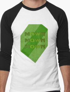 Mown 2 Men's Baseball ¾ T-Shirt