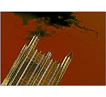 Pencil Sharpener Photographic Print