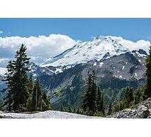 Mount Baker Photographic Print