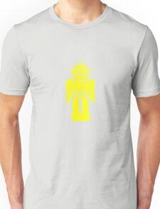Retro robot geek funny nerd Unisex T-Shirt