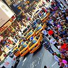 Urban New York City by Paul Finnegan