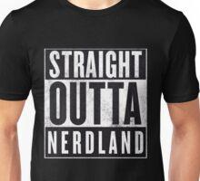 Straight Outta Nerdland Unisex T-Shirt