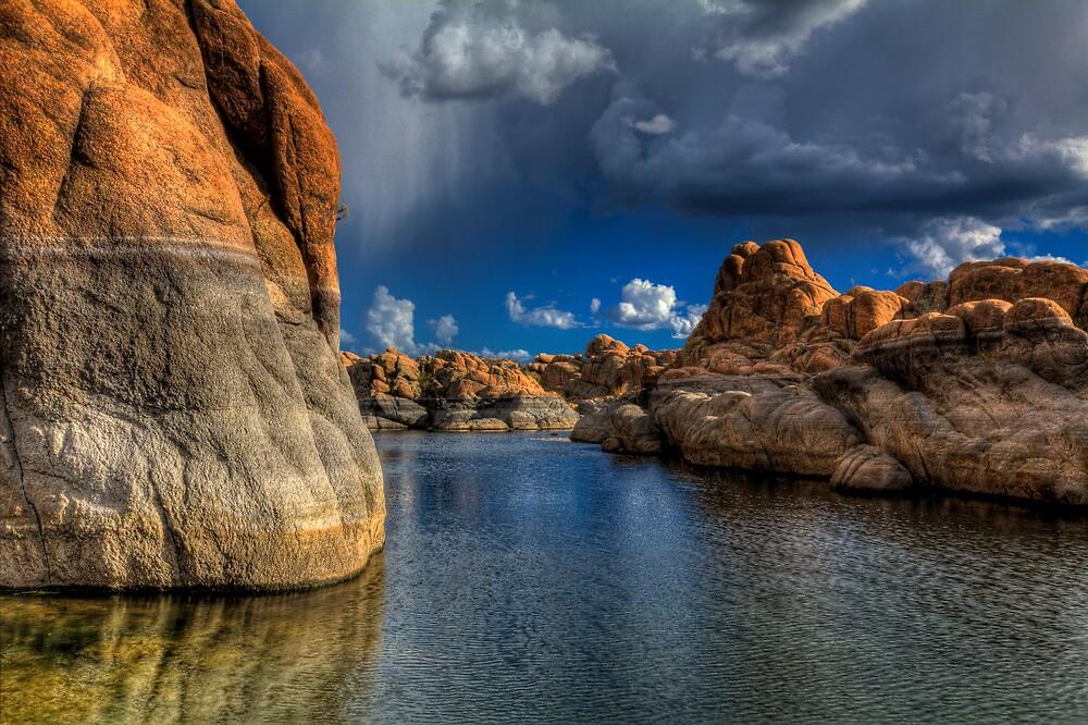 Rockscape by Bob Larson