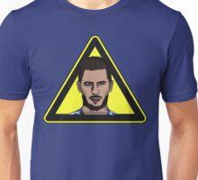 Hazard warning  Unisex T-Shirt