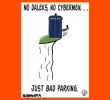 Doctor Who- Bad Parking! Kids Clothes
