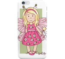 Cutie Pie Butterfly Fairy iPhone Case/Skin