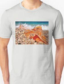 Psychedelic rock splash T-Shirt