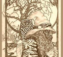 My Endor the Wizard by redqueenself