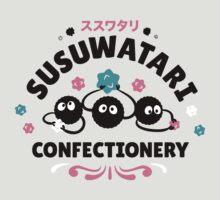 Susuwatari Confectionery by amandaflagg