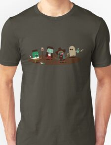 Boogie nights of the living dead Unisex T-Shirt
