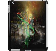 Out of darkness iPad Case/Skin