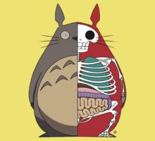 Totoro Dissected Kids Clothes