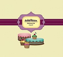 Bakery Set by alijun