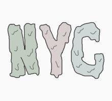 NYC Baby Tee