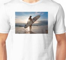 Surfer Girl Unisex T-Shirt