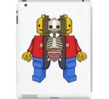 Lego Man Dissected iPad Case/Skin