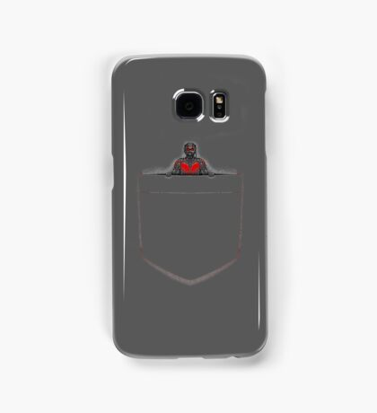 POCKET ANT Samsung Galaxy Case/Skin