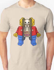 Lego Man Dissected Unisex T-Shirt