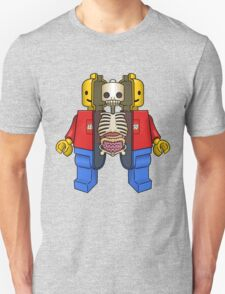 Lego Man Dissected T-Shirt