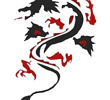 Fire Breathing Dragon  by Presumably