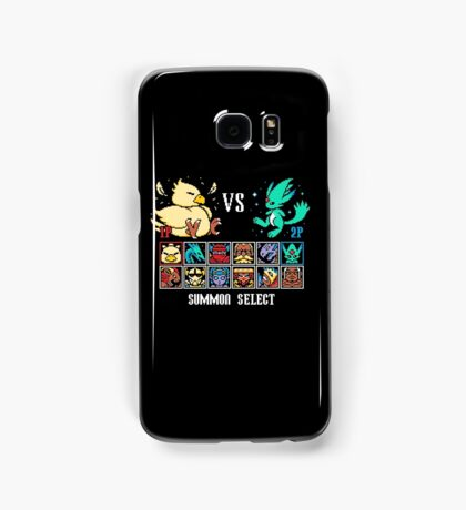 SUMMON FIGHTER Samsung Galaxy Case/Skin