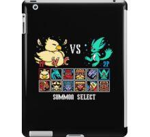SUMMON FIGHTER iPad Case/Skin