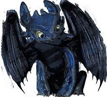 Toothless by LBVV