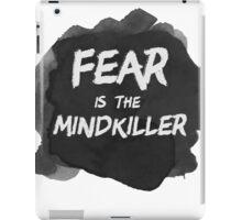 Fear is the Mindkiller iPad Case/Skin