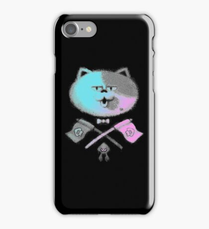 JUDD THE CAT iPhone Case/Skin