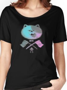 JUDD THE CAT Women's Relaxed Fit T-Shirt