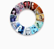 The Colour Wheel of Defiance Unisex T-Shirt