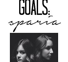Friendship Goals: Sparia by xoashleyy
